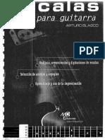 252310160 Escalas Para Guitarra