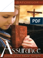 Assurance Justification Made Simple - Doug Batchelor