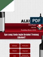 MPK Alkohol