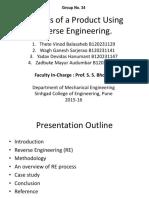 Reverse Engineering PPT