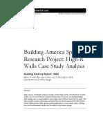 BA-0903 High-R Value Walls Case Study Rev 2014