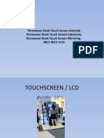 Persewaan Kiosk Touch Screen Android,Persewaan Kiosk Touch Screen Indonesia,Persewaan Kiosk Touch Screen Mirroring ,0812 9615 1115