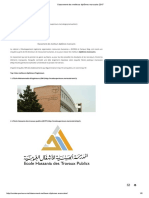 Classement Des Meilleurs Diplômes Marocains 2017