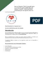 RCP resumen