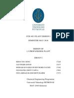 12. Design of 1,3-Propanediol Plant