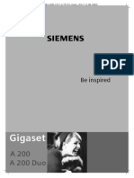 Gigaset-A200