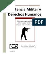 Asistencia Militar y Derechos Humanos