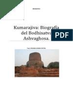 Kumarajiva Biografía Del Bodhisatva Ashvaghosa