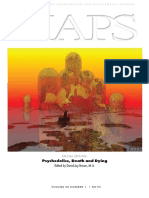 MAPS Bulletin Spring 2010 Special Edition Psychedelics Death and Dying