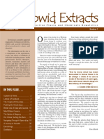 Erowid Extracts - Issue 7 - Erowid