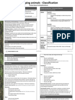 Animals Classification Teacher Notes Activites and Worksheets