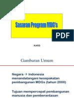 Sasaran MDG'S.pptx