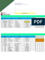 Time Sheet 2014