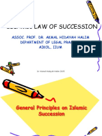 Islamic Law of Succession