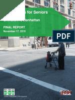 Seniors Chinatown Report