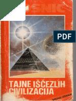 Ahmed Bosnic - Tajne iscezlih civilizacija.pdf