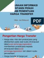 Harga Transfer