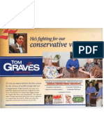 Georgia's Tom Graves Pt. 2