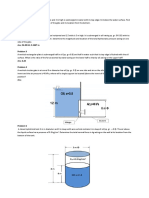 Fluid Mechanics Lesson 3