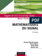 Math_matiques Du Signal - Rappels de Cours Et Exercices R_solus_2
