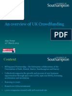 UK Crowdfunding