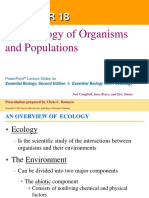 Chapter 18 - Ecology of Organisms