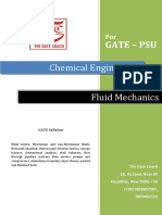 Fluid Mechanics Sample Chpater