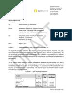 Wauwatosa TID 6 Feasibility Memo Update 080310 (2) (2)