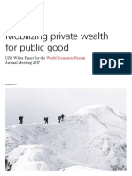 Ubs Wef 2017 Whitepaper Mobilizing Private Wealth for Public Good