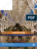 TCS Annual Report 2015-2016