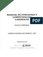 Resolucion 106 Del 31062016 Manual de Funciones Planta Temporal
