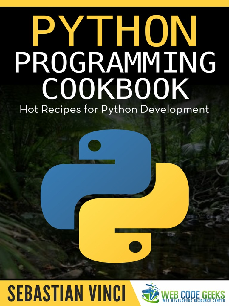 Python Cookbook pdf | Comma Separated Values | Computer Programming