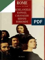 Rome - Michelangelo, Raphael, Caravaggio, Bernini, Borromini