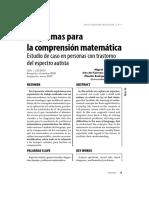 Diagramas Para La Comprensión Matemática