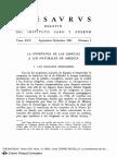 La enseñanza de las lenguas a los naturales_José Torre Revello