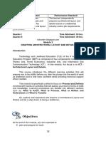 C-TD_LM_Module 3_Architecural Layout & Details