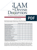 Islam and the the Divine Deception-LetterSize-Public Domain