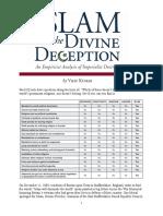 Islam and the the Divine Deception-LetterSize-Public Domain