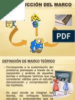 5. El Marco Teorico