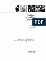 Sturken & Cartwright Consumer Culture & Desire