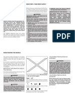 2007 Maxima Owner's Manual