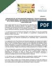 Declaración Ministerios Públicos Mercosur