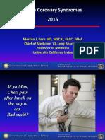 2015 Acute Coronary Syndromes