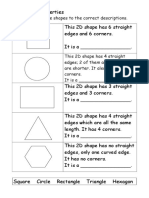 2D Shape Properties