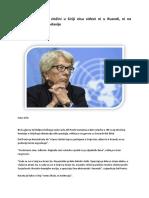 Teskt 21 - Carla Delponte o Ratu u Siriji