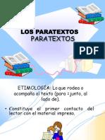 Los Paratextos
