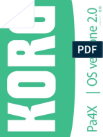 Pa4X Sistema Operativo v 2.0 Manuale ITA