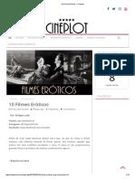 10 Filmes Eróticos – Cineplot