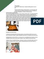 Recetario comidas de Guatemala