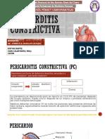 Pericarditis constrictiva - Pericardiotomía.pptx